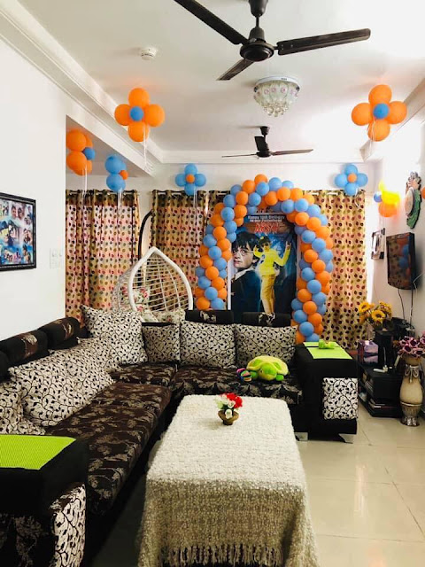 Birthday Decoration Ideas