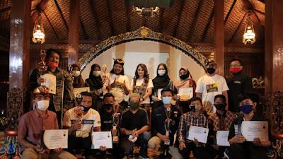 Festival Film Pendek dan pameran UMKM Warnai Lauching Rumah Budaya Sae Laras