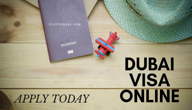 dubai tourist visa online