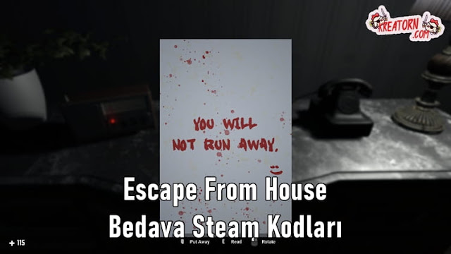 Escape-From-House-Bedava-Steam-Kodlari