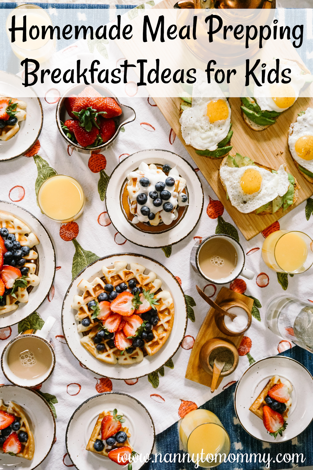 meal prep breakfast ideas