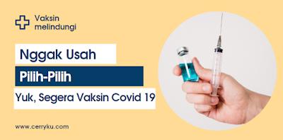 yuk, segera vaksin covid 19