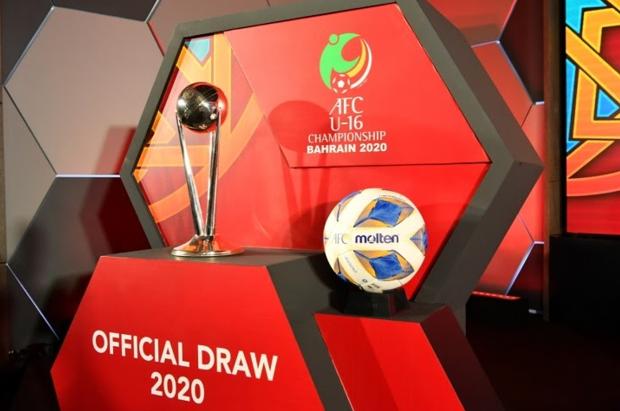 Drawing AFC U16 2020