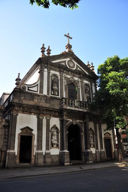 Irmandade de Santa Cruz dos Militares, Rio de Janeiro