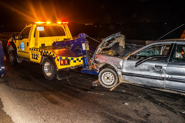 LRU Team Rescues Accident Victims at National Art Theater, Lagos