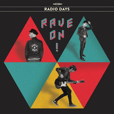 Radio Days - Rave on! (2021)