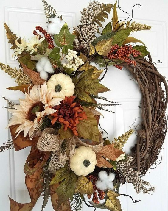 Beautiful Handmade Thanksgiving Decoration Idea You Can Use