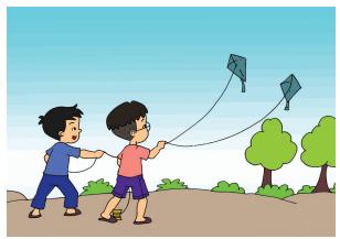gambar kegiatan bermain layang layang www.simplenews.me