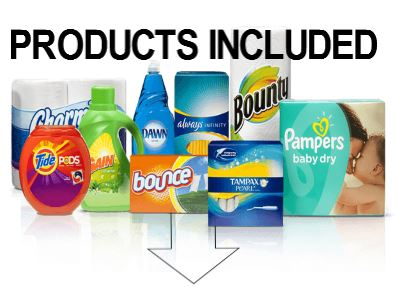 pg products included in rebate