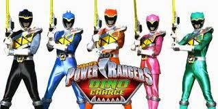 Power Rangers Dino Charge - Siêu Nhân Dino Charge VietSub (2013)