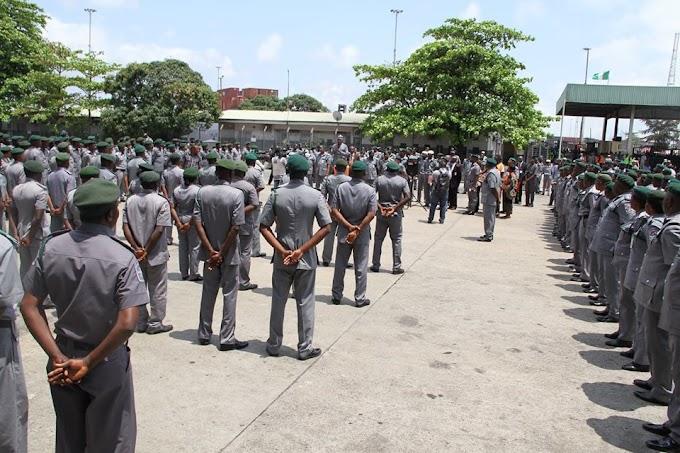 News: Nigeria Custom Speak on ongoing 2019 recruitment