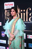 Samantha Ruth Prabhu Looks super cute in a lovely Saree  Exclusive 47.JPG