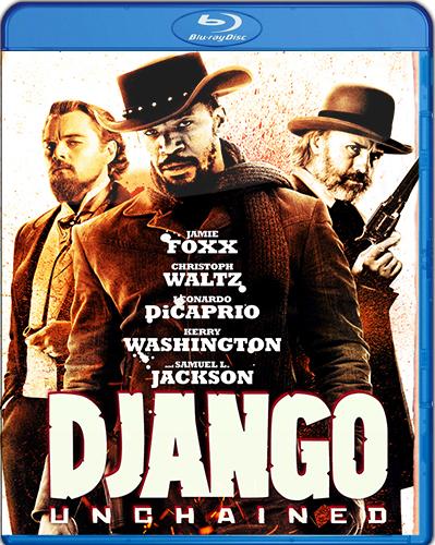 Django Unchained [2012] [BD25] [Latino]