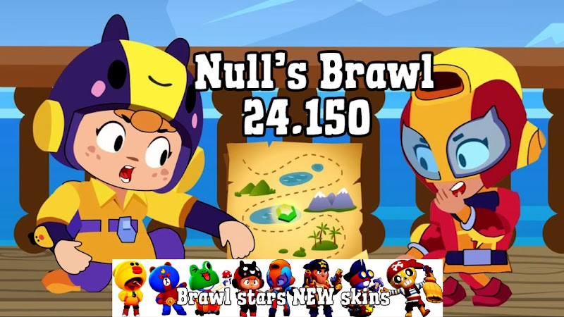 Brawl Stars Privet Server - Null's Brawl server v.24.150 - Download