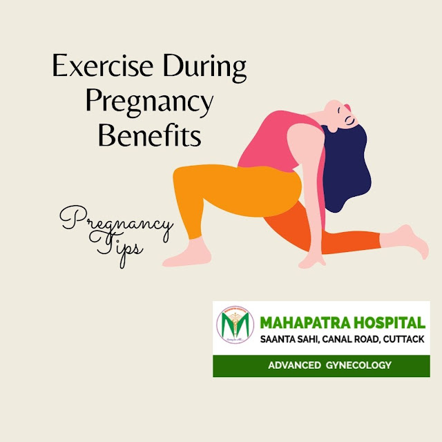 Exercise During Pregnancy Benefits