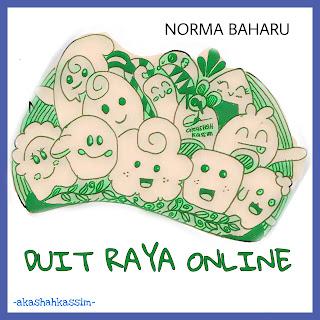 Duit Raya Online