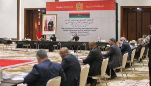 طنجة: الحوار بين الليبيين حول المسار النهائي