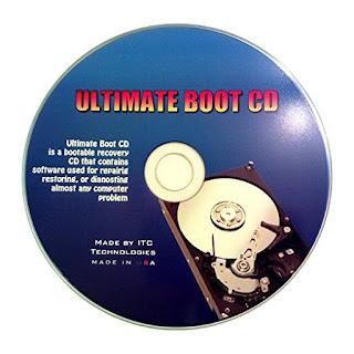 اسطوانة, ادوات, تصليح, وصيانة, نظام, الويندوز, بالكامل, وحل, مشاكل, النظام, Ultimate ,Boot ,CD