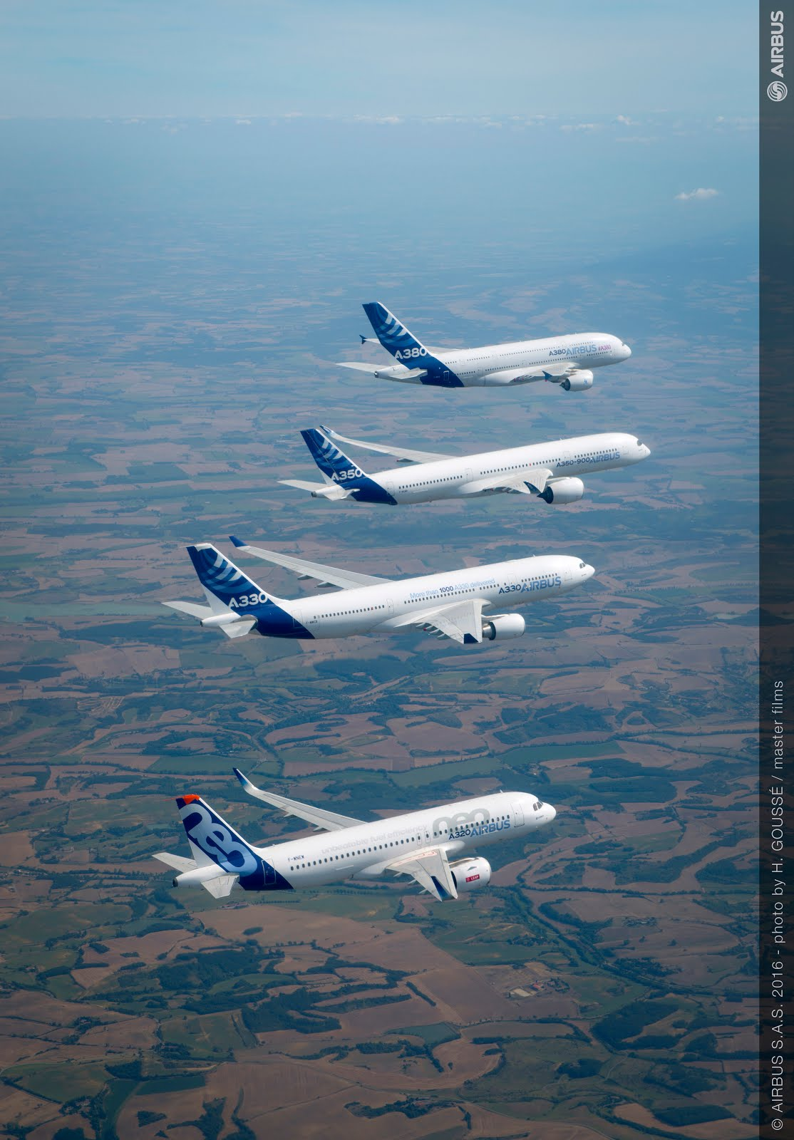 Flyingphotos Magazine News: Airbus innovation at work: 25 years of ...