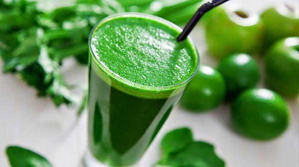 Batido Verde Antitoxinas