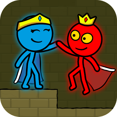 Red and Blue Stickman : Animation Parkour (MOD, Unlimited Money)