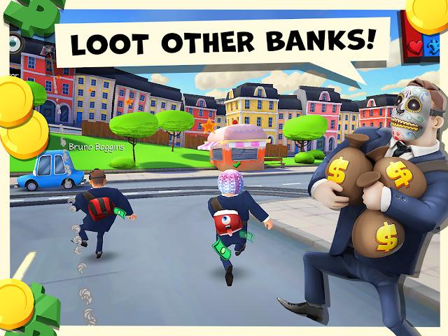 تحميل لعبة القناصة واللصوص للاندرويد ، تحميل لعبة القناصة واللصوص للايفون ، تحميل لعبة Snipers vs Thieves الجديدة