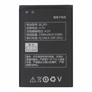 BL203 Bateria