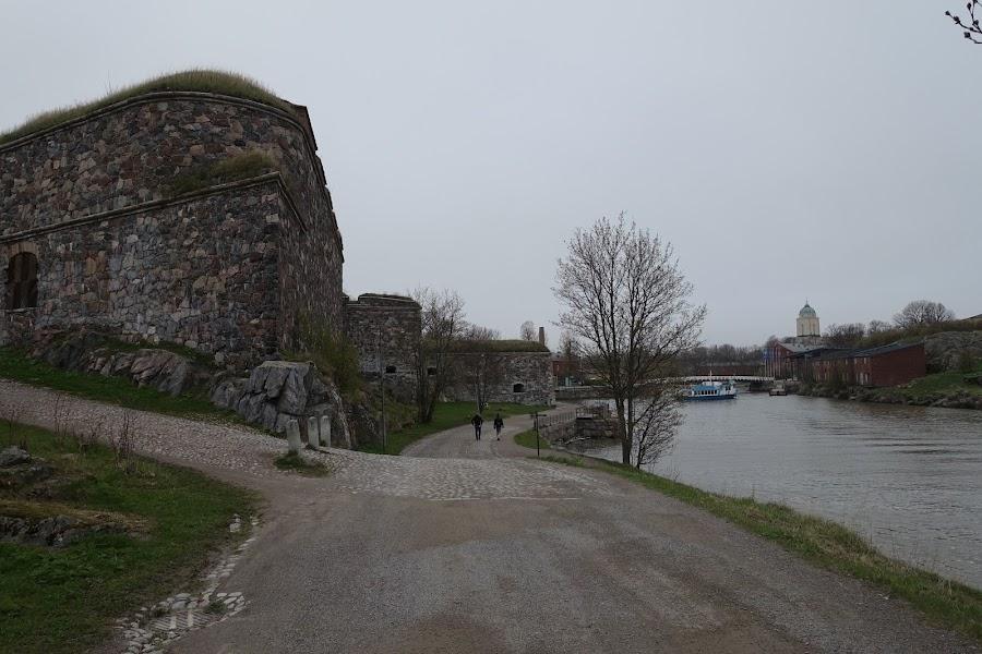 スオメンリンナ島(Suomenlinna)