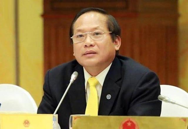 Cựu bộ trưởng Trương Minh Tuấn hầu tòa 'liên tỉnh' Hà Nội – Phú Thọ