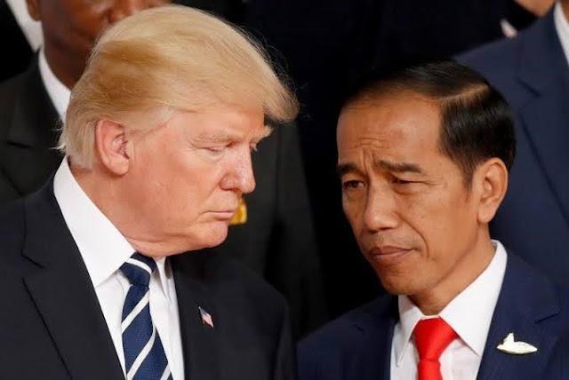Trump Dipastikan Tidak Hadiri Pelantikan Jokowi-Ma'ruf