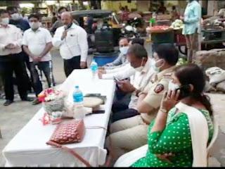 नागरिकों की हिफाजत के लिए मदन सिंह ने लगवाए सीसीटीवी कैमरे  | #NayaSaberaNetwork
