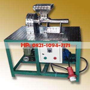 Mesin Press Minyak Kemiri - Mesin Pengepress Minyak Kemiri