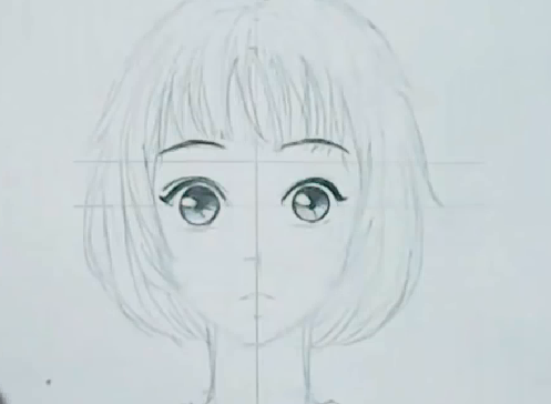 رسم انمي