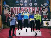 Muaythai Kobi Rebut 2 Medali Emas, Tenis Lapangan Sumbang 1 Perak