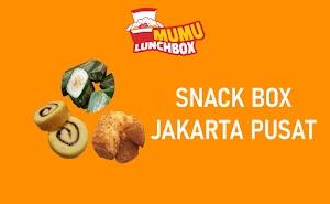 Pesan Snack Box di Jakarta Pusat