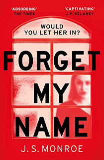 Forget My Name by JS Monroe cover