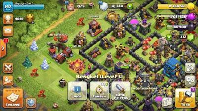 bangunan baru game clash of clans