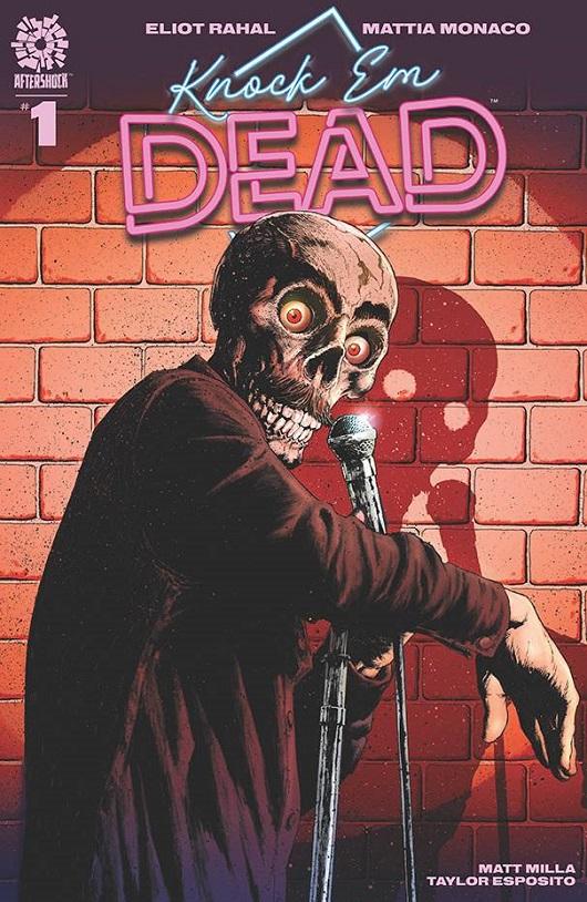 Cover of Knock 'em Dead #1