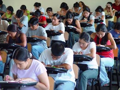 examen de admisión Universidad Privada SISE