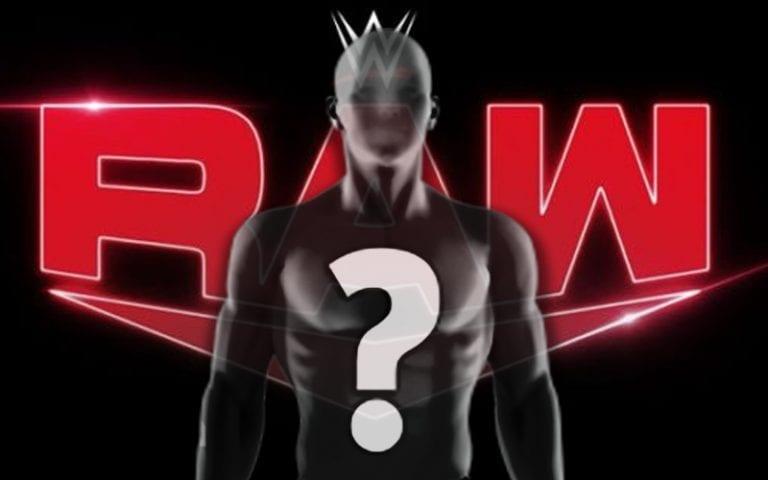 Grande estreia deve ocorrer no WWE RAW de hoje a noite