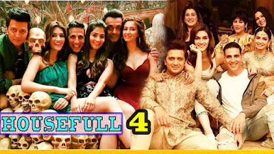Housefull 4 Movie (2019) Download