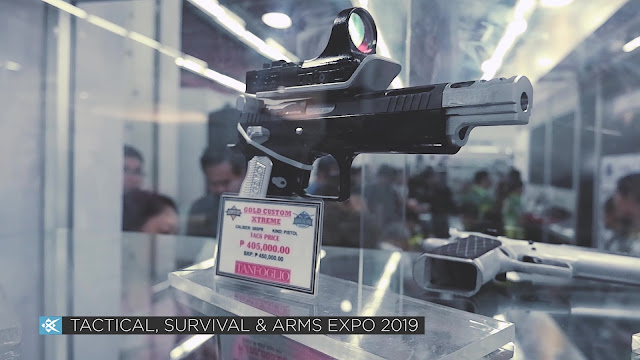 Tactical, Survival, and Arms Expo 2019