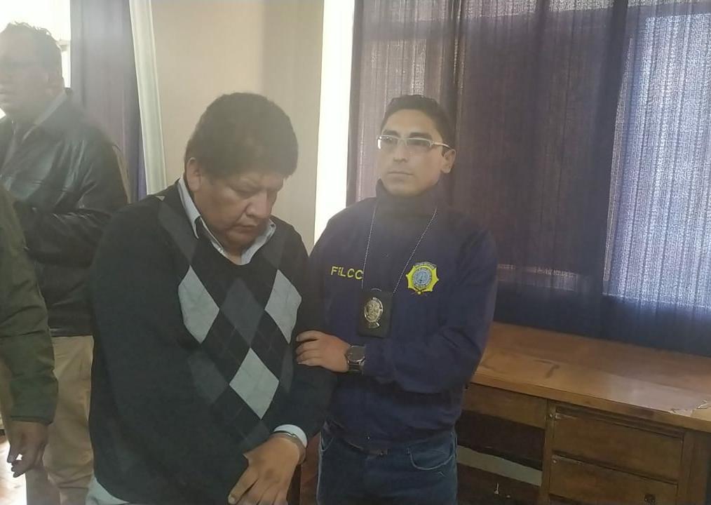 El funcionario tenía pase libre a todos los despachos del Ministerio de Gobierno que maneja la seguridad interna del país / ÁNGEL SALAZAR