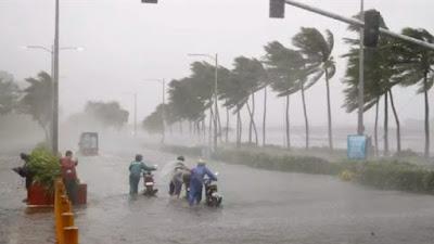اعصار الفلبين - أرشيفية