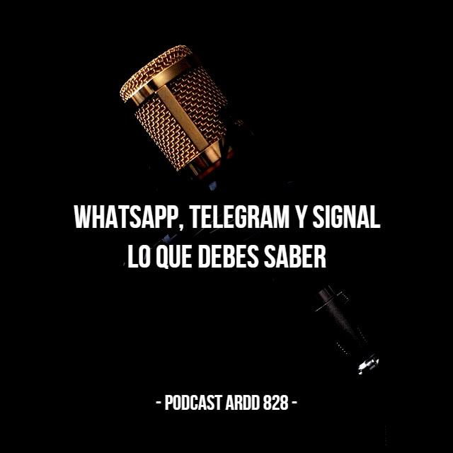 Podcast ARDD 828