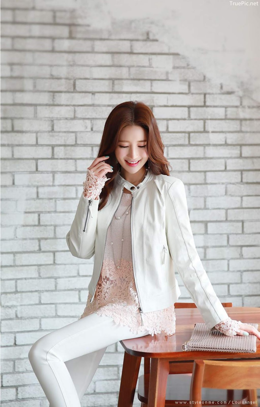 Lee Yeon Jeong - Indoor Photoshoot Collection - Korean fashion model - Part 1 - Picture 1