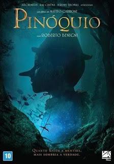 Capa filme Pinóquio Grátis