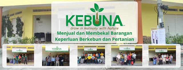 Kebuna Kedai Pertanian di tepi Putrajaya