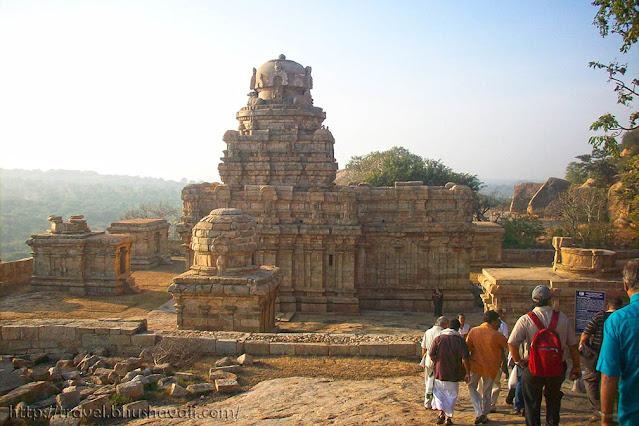Pudukottai Temples Vijayalaya Choleeswaram Narthamalai