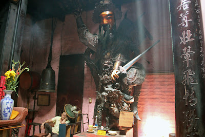 Guardian demon of the 10 hells room